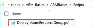 Deploys Azure Resource Group